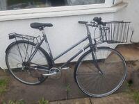 Dawes Civic Handbuilt City Bike - Classic Commuter