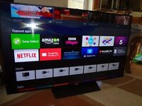 SONY BRAVIA 55 INCH BUILT IN WIFI ULTRA HD 4K LED TV (KD55XD8599)BRAND NEW, BOUGHT ON 23 SEPT