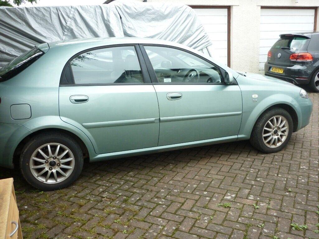 Daewoo, LACETTI, Hatchback, 2005, Manual, 1598 (cc), 5 doors