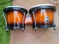 Meinl headliner professional bongo drums