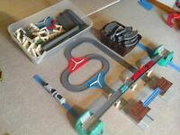 Thomas the tank engine trains,track and other items