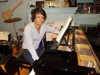 Piano Tuition - Harrow - King's College London BMus Alumnus - DBS Checked