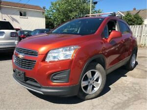 2014 Chevrolet Trax 2LT AWD NICE TRADE IN!! LEATHER & CLOTH