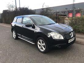 ***NISSAN QASHQAI 1.5 DCI TEKNA FULL VOSA HIST FULL LEATHER PRIVACY GLASS ALLOYS ETC*** £4290!