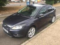 FORD FOCUS 2008 / DIESEL / 1.7 / 96500 MILES / MOT TILL MAY 2019 / EXCELLENT CAR NO ISSUES / £2190
