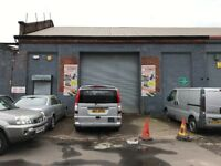 WAREHOUSE UNIT TO LET IN WEST END GLASGOW, SOUTH STREET! VIEWING ADVISED