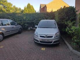 X2 Vauxhall Zafira QUICK SALE