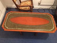 Antique Regency Style Table - Vintage Coffee Table
