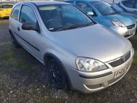 VAUXHALL CORSA 1.0 ENGINE CHEAP INSURANCE ( ANY OLD CAR PX WELCOME )