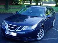 2008 Saab 9-3 Vector Sport Estate 1.9Tid. Full Service History. 83000 Miles. Mot March 2018. 6 Speed