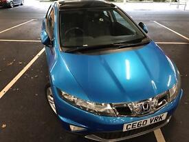 2010 Honda Civic Es Ctdi, 2204CC Diesel, 5DR, Manual