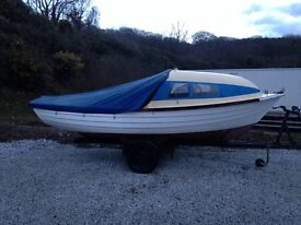 16ft Falmouth bass boat