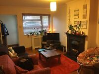 Two bedroom maisonette with garden, off street parking and garage (flat/house)