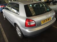Audi A3 2001 Model full service history only £599