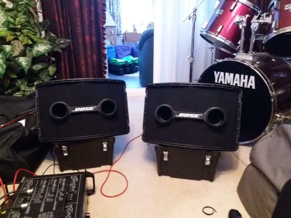 Pair of BOSE 802 Series II Professional Speakers | in Norwich, Norfolk | Gumtree