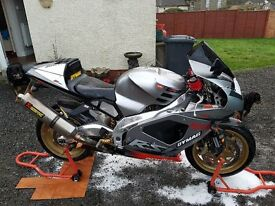 Aprilia rsv mille 1000cc and very well looked after