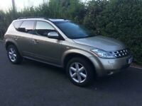 Nissan Murano 3.5 automatic low tax bracket Lady owners nearly full history