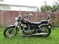 AJS DD 125 8-E Great looking chopper LONG MOT excellent condition!!!