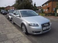 ***EXCELLENT 2006 56 REG AUDI A3 SE FSI 1.6 LITRE 6 SPEED MANUAL***