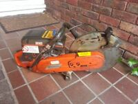 HUSQVARNA K760 SAW PETROL DISC CUTTER