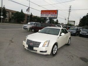 2009 Cadillac CTS w/1SA & Performance Package