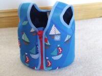 Childs swim vest