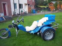 TRIKE FOR SALE GERMAN BUILT RASSLER MEDWAY