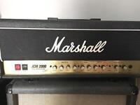 Marshall JCM 2000 DSL100 Amp Head