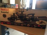 Brand New Tefal Essential Set