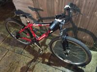 Scott Voltage Z4 Mountain Bike. Disc Brake, Fully Serviced, Free D-Lock, Lights, delivery