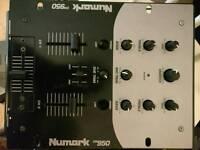 Numark dm950 mixing console