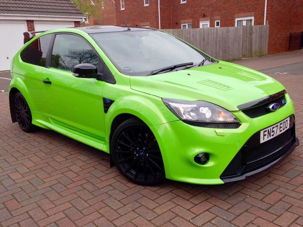 2008 ford focus st full rs replica turbo remapped audi bmw. Black Bedroom Furniture Sets. Home Design Ideas