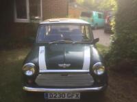 Classic mini in need of restoration