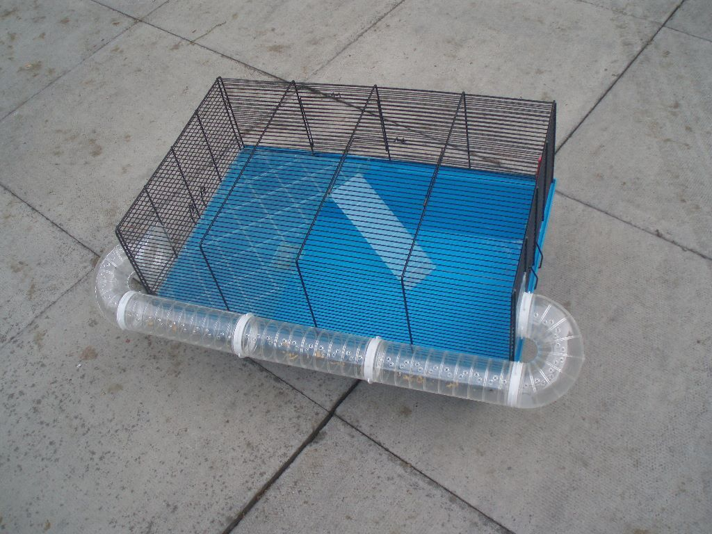 LARGE WIRE HAMSTER CAGE   in West Bridgford, Nottinghamshire   Gumtree