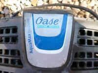 oase aqua max cassic 8500 pond pump
