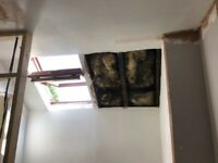 Velux window to be moved by builder