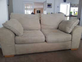 Free 2 and 3 seater sofas.