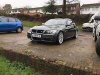 BMW E90 318D m-sport+