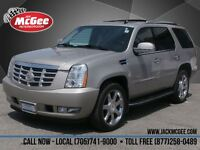 2008 Cadillac Escalade AWD - DVD, 22 Chrome Wheels, Sunroof