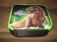 Jurassic World Lunch Case