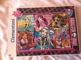 Monster High 250 pieces Jigsaw Age 8+
