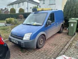 Spares or repairs 2005 Ford Transit Connect