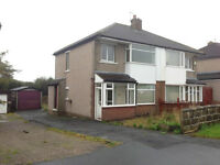 FULLY RENOVATED 3 bed semi-detached house, 12 Stoney Ridge Avenue, BD9 6PA