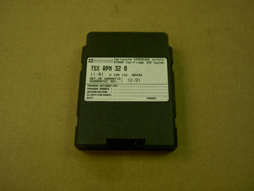 PLC Telemecanique TSX RPM 32 8 32K EPROM tsx-rpm-32