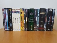 Collection of 26 DVD