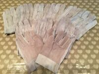 10 x NEW PAIRS OF HEAVY DUTY WORK GLOVES