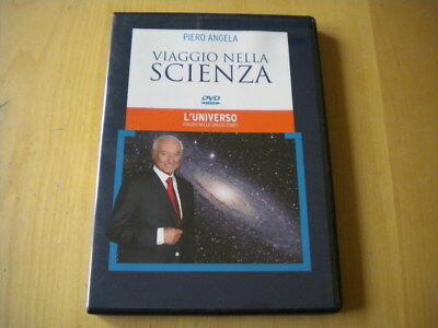 L'universo. Viaggio nello spazio tempo DVD Piero Angela scienza 1 fisica Hubble