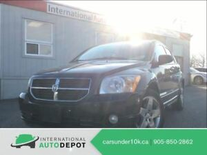 2008 Dodge Caliber R/T | AWD | LEATHER | MOONROOF