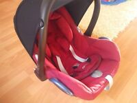 Maxi-Cosi Car seat - RED