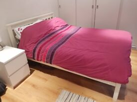 Double Bed - (Nearly New)